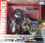 Takara - Legends LG02 Convoy (Optimus Primal)