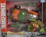 Transformers Legends LG04 Roadbuster
