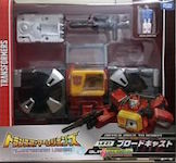Transformers Legends LG27 Broadcast (Blaster)