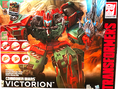 Transformers Generations Victorion (Pyra Magna, Jumpstream, Rust Dust, Skyburst, Stormclash)