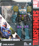 Transformers Generations Onslaught (Combiner Wars)
