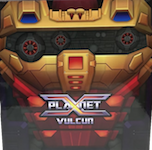 3rd Party PX-06 Vulcan (Fall of Cybertron Grimlock)