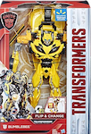 Transformers 5 The Last Knight Bumblebee Autobots Unite Flip & Change