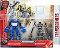 Transformers 5 The Last Knight Optimus Prime & Ravenspar (Autobots Unite Legion 2-pack)