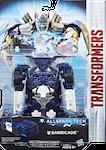 Transformers 5 The Last Knight Barricade (Allspark Tech)