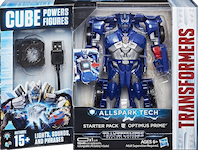 Transformers 5 The Last Knight Optimus Prime (Allspark Tech)