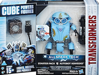 Transformers 5 The Last Knight Autobot Sqweeks (Allspark Tech)