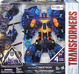 Transformers 5 The Last Knight Cybertron (Primus) - TRU Exclusive - Mission To Cybertron