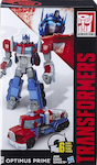 Transformers Authentic Optimus Prime (GDO Cyber Commander)