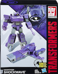 Transformers Authentic Shockwave (GDO Cyber Battalion)