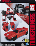 Transformers Authentic Sideswipe (GDO Cyber Battalion)