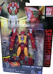 Transformers Generations Hot Rod with Firedrive