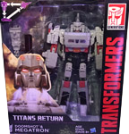 Transformers Generations Megatron with Doomshot
