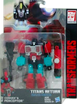 Generations Perceptor with Convex