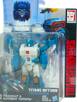 Transformers Generations Topspin with Freezeout