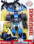 Transformers Robots In Disguise (2015-) Seismic Strike Thunderhoof