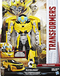 Transformers 5 The Last Knight Bumblebee - Knight Armor Turbo Changer