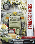 Transformers 5 The Last Knight Hound (TLK Turbo Changer)