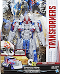 Movie TLK Optimus Prime - Knight Armor Turbo Changer