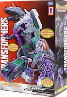 Transformers Legends LG43 Trypticon with Full-Tilt & Necro