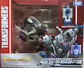 Takara - Legends LG-44 Sharkticon Gnaw w/ Titanmaster Scourge