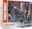 Transformers Legends LG47 Kickback w/ Titanmaster Hi-Test