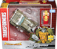 Transformers Legends LG48 Brawn w/ Titanmaster Repugnus