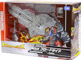 Takara - Legends LG53 Broadside w/ Titanmaster Repugnus