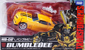Takara - Transformers Movie The Best MB02 Bumblebee