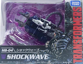 Takara - Transformers Movie The Best MB04 Shockwave