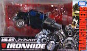 Transformers Movie The Best (Takara) MB-05 Ironhide