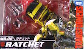 Takara - Transformers Movie The Best MB06 Ratchet