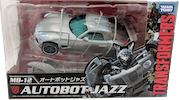 Transformers Movie The Best (Takara) MB-12 Autobot Jazz
