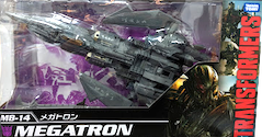 Takara - Transformers Movie The Best MB-14 Megatron (TLK)