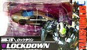 Takara - Transformers Movie The Best MB-15 Lockdown
