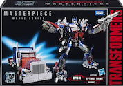 Masterpiece Movie Series MPM-4 Optimus Prime - Movie Masterpiece