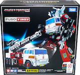 Takara - Masterpiece MP-37 Masterpiece Artfire w/ Nightstick