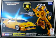 Takara - Masterpiece MP-39 Sunstreaker