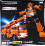 Transformers Masterpiece (Takara) MP-35 Grapple