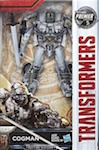 Transformers 5 The Last Knight Cogman - Premiere Edition Deluxe