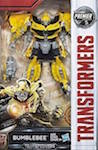 Transformers 5 The Last Knight Bumblebee (TLK Retool w3 - Premiere Edition Deluxe)