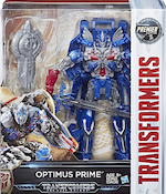 Transformers 5 The Last Knight Optimus Prime (Premier Edition Leader)