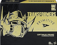 Generations Primitive Optimus Prime w/ Shreddicus Maximus