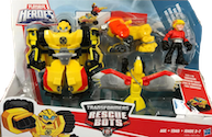 Rescue Bots Bumblebee Rock Rescue Team