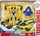 Transformers Robots In Disguise (2015-) Bumblebee and Stuntwing