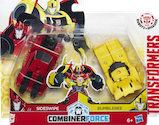 Transformers Robots In Disguise (2015-) Bumblebee and Sideswipe