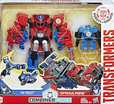 Transformers Robots In Disguise (2015-) Optimus Prime w/ Hi-Test (Activator Combiners)