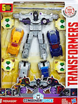 Transformers Robots In Disguise (2015-) Menasor team consists of Dragstrip, Heatseeker, Motormaster, Slashmark, Wildbreak