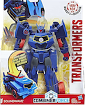 Transformers Robots In Disguise (2015-) Soundwave (RID 3-Step)