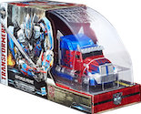 Transformers 5 The Last Knight Optimus Prime - SDCC Exclusive Premier Edition Voyager